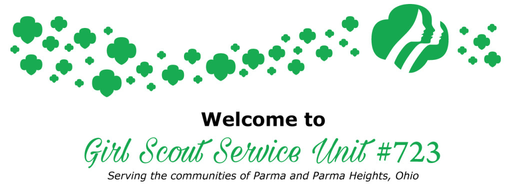girl scout service unit 723 parma parma heights ohio